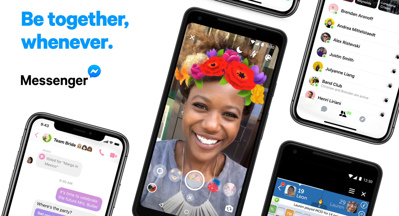 Facebook launches redesigned messenger based on 'Simplicity'