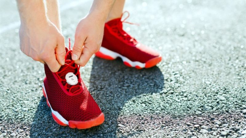 Goqii Stride released, an Activity Tracker you can clip on your Shoes