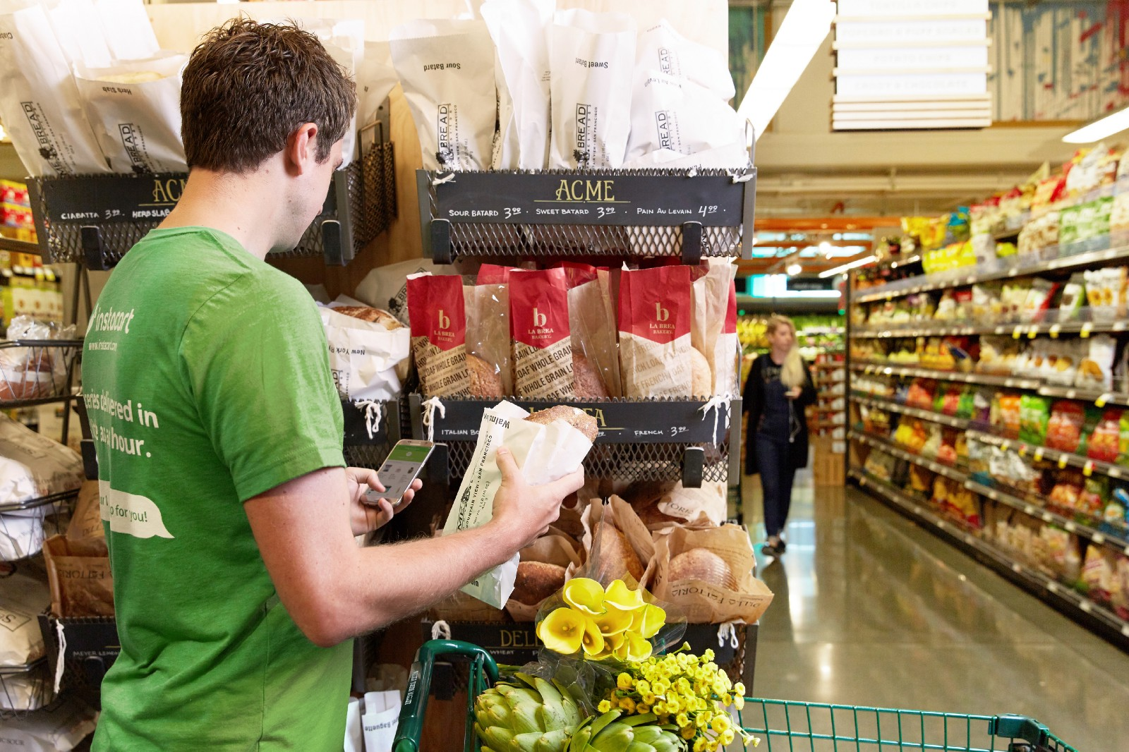 Grocery Delivery firm Instacart raises $600M in new funding round