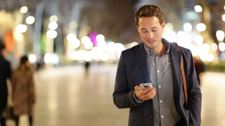 Research shows Smartphone might make your commute less stressful