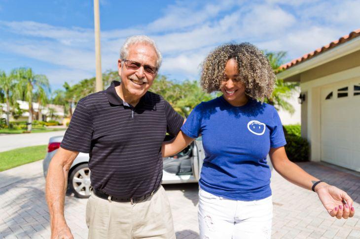 YC-grad Papa acquires $2.4M for its 'grandkids-on-demand' service