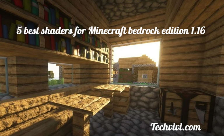 5 best shaders for Minecraft bedrock edition 1.16