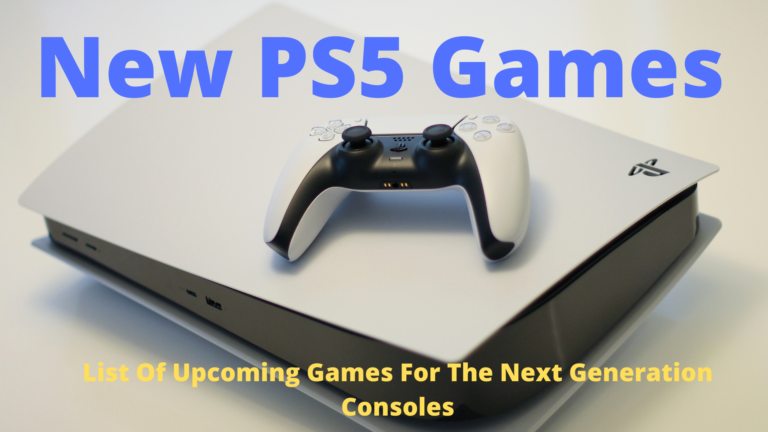 New PS5 Games: List Of Upcoming Games For The Next Generation Consoles