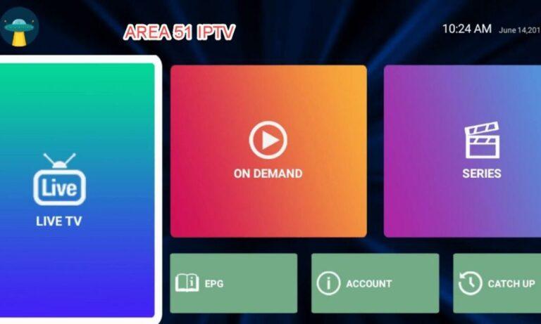 Area 51 IPTV | Install Area 51 IPTV on Fire TV, Firestick, NVIDIA SHIELD, & Android TV Box