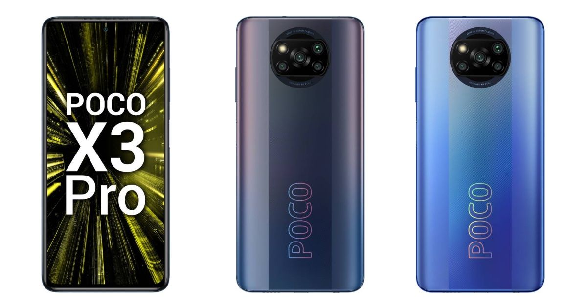 Poco X3 Pro Goes on Sale in India For First Time: Price, Features, Specs