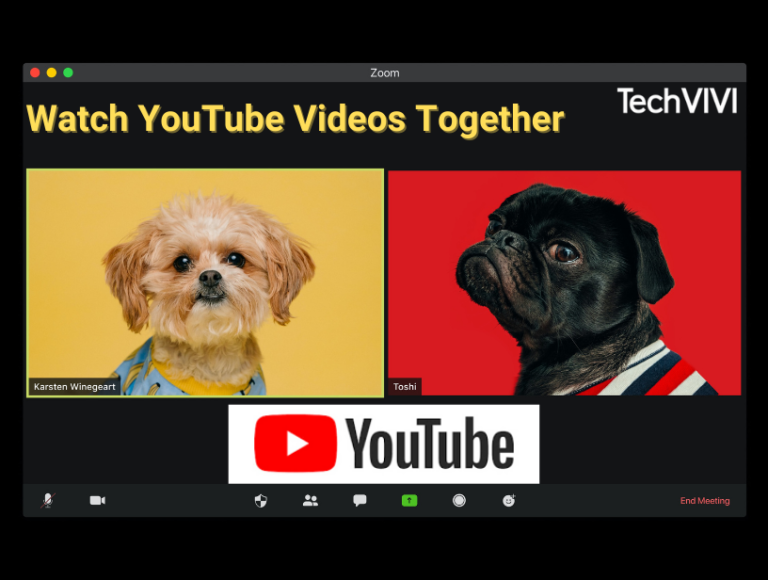 5 best apps to watch YouTube videos together