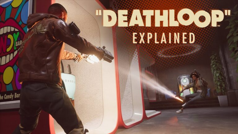 Deathloop Game Release Date In India Gameplay For PC & Xbox