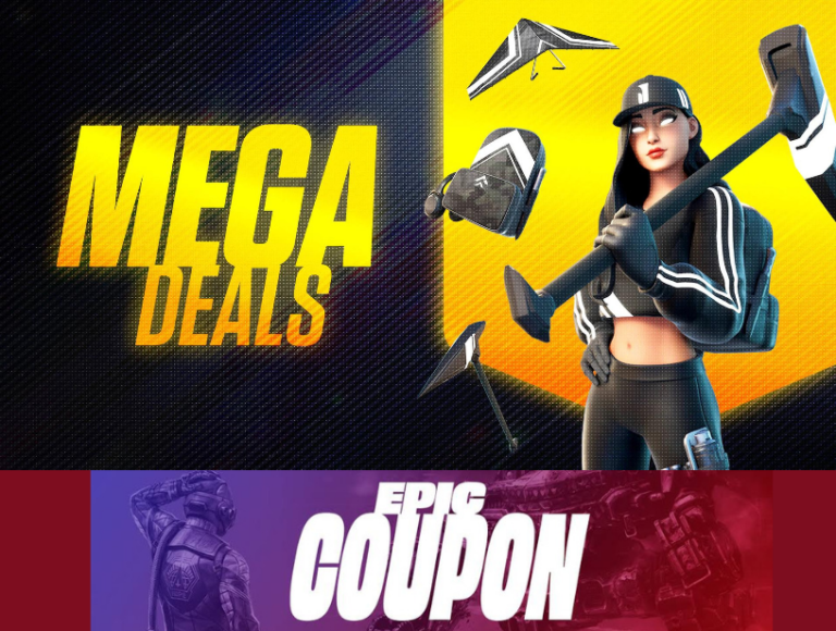 Epic Games Mega Sale 2021 All Discounts, Coupons and NBA 2K21 for Free