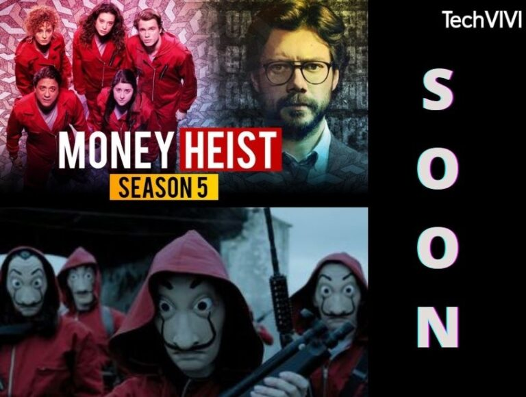 Money Heist Season 5 is on way and Professor is coming India!
