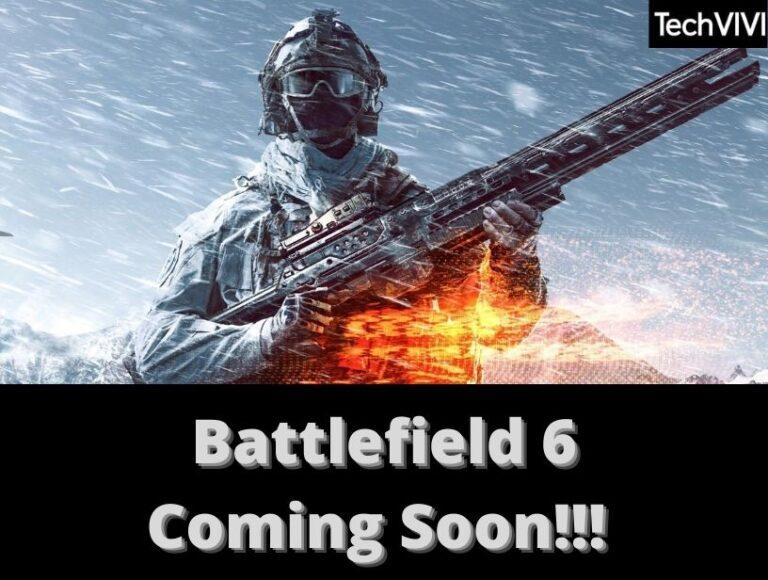 Battlefield 6 release date trailer news humour