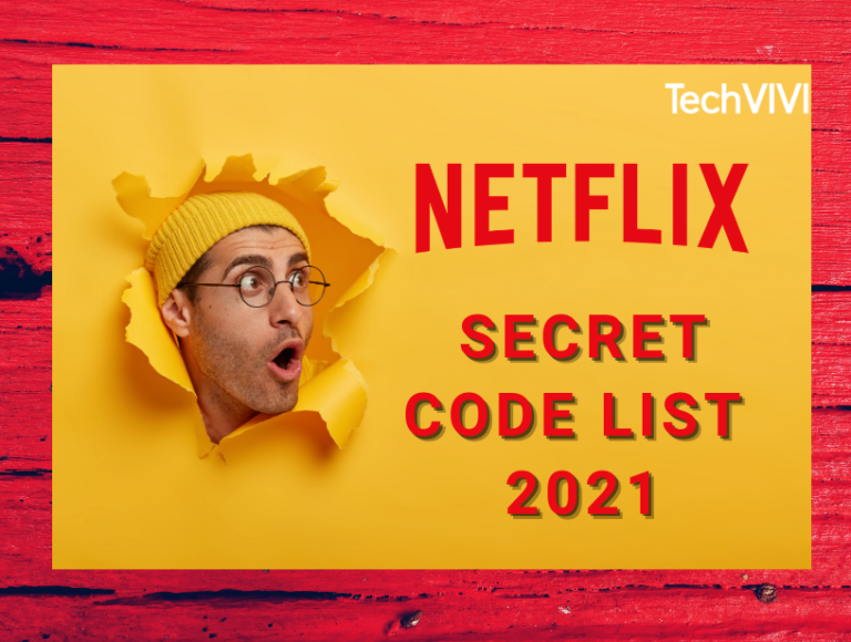 Netflix secret codes list 2021: How to find best movies on Netflix?