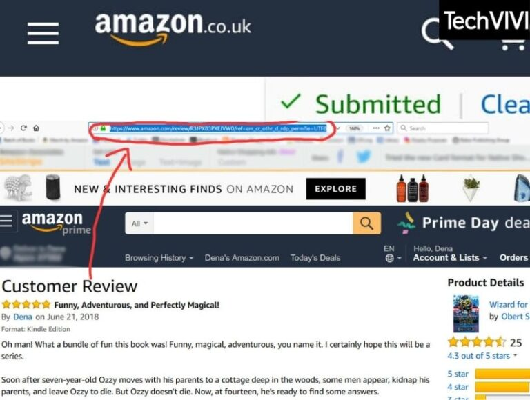 5 Easy Steps to turn Amazon Review URL into Reviews