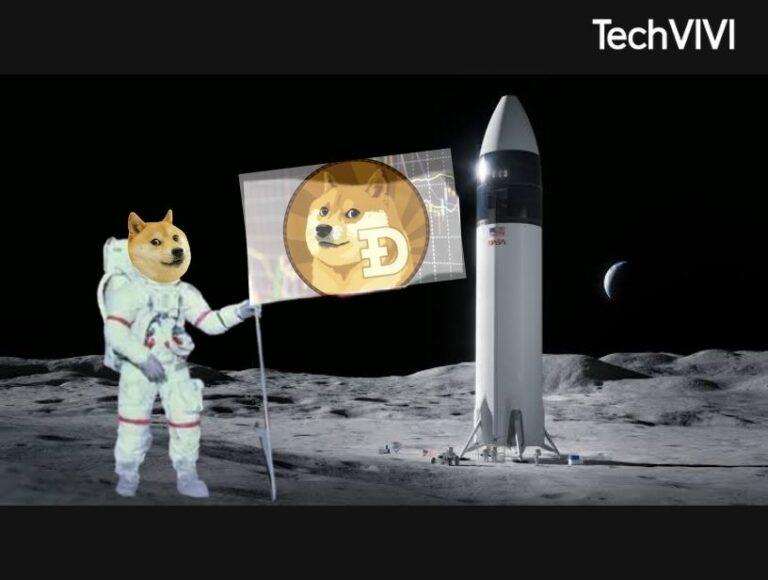 Elon Musk is sending Dogecoin to the moon