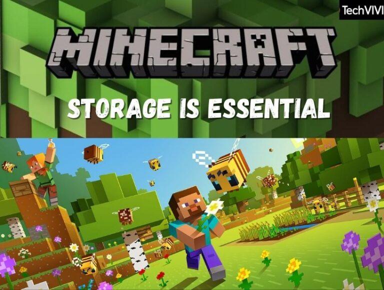 Item Storage in Minecraft- The most essential