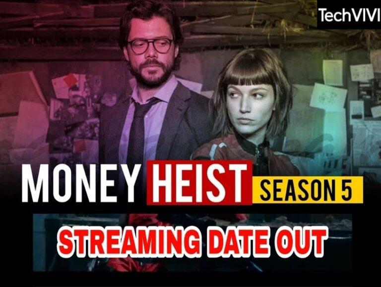 Money Heist Season 5 will premiere in two volumes
