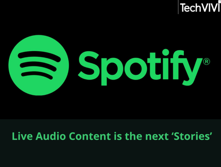 Spotify podcast: CEO says live audio content is the next 'Stories'