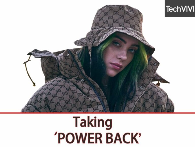Billie Eilish Is Taking Her 'Power Back' in New Corset and Lingerie Photoshoot