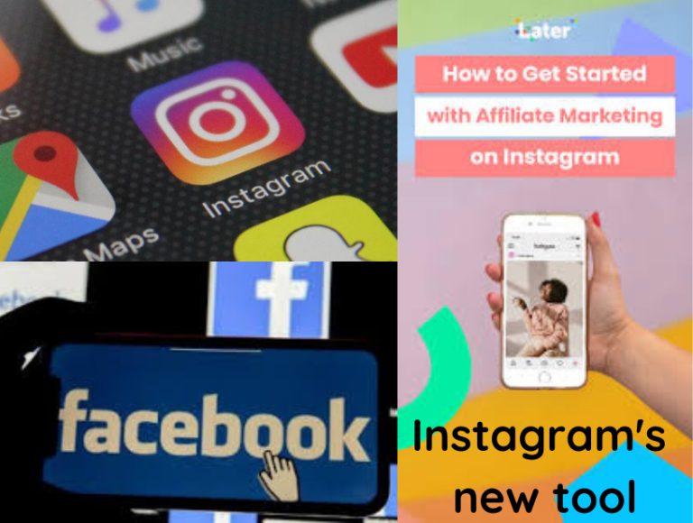 Instagram new tool, affiliate and shop features for creators