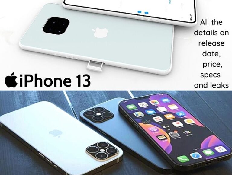 iPhone 13 release date, price, specs and leaks