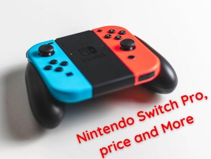 Nintendo Switch Pro- Techvivi