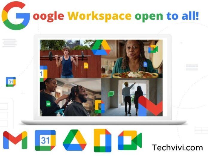 Google workspace - Techvivi