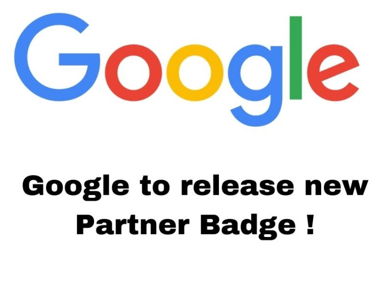Google to release new Partner badge for those already meeting Feb 2022 requirements