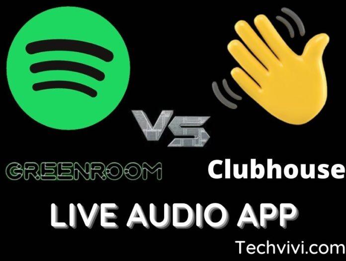 greenroom - Techvivi