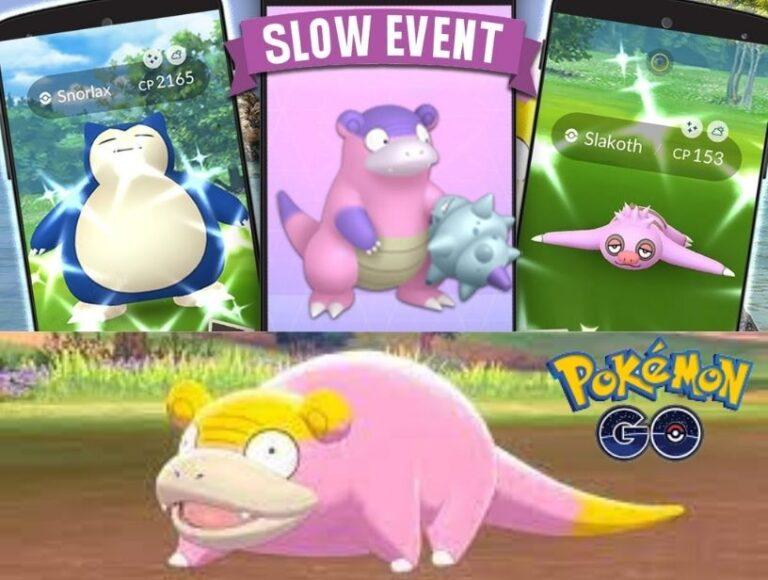 How to catch shiny galarian slowpoke in Pokemon GO