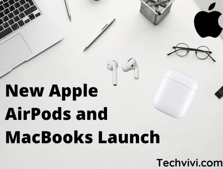 New Apple AirPods and MacBooks Due to Launch Later This Year