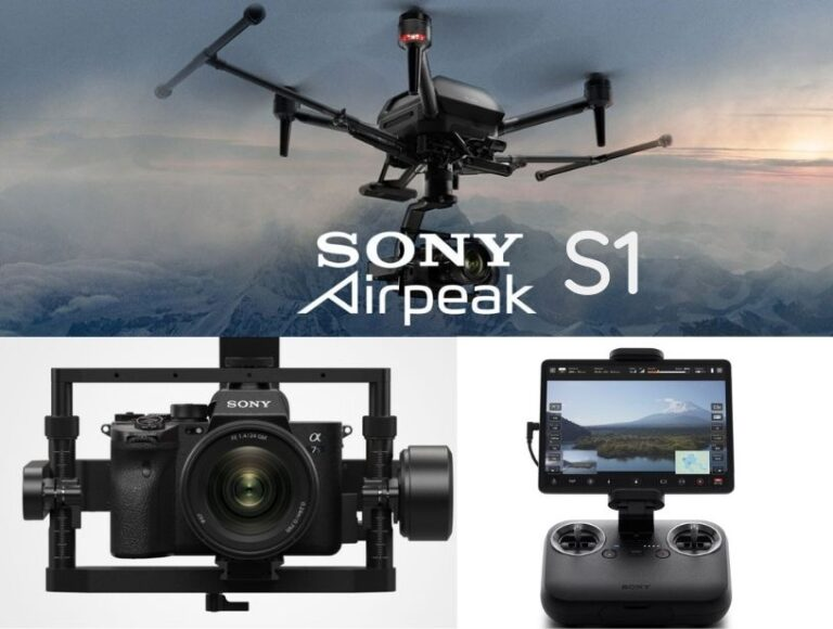 Sony Airpeak S1 it teased at CES worth $9,000