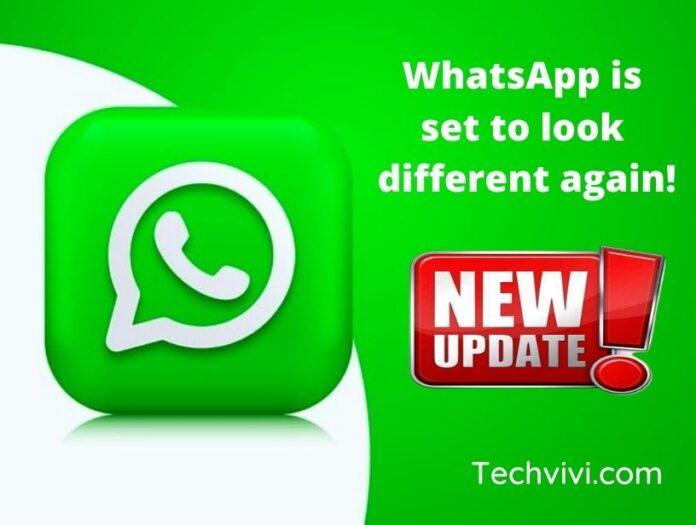 whatsapp update - Techvivi