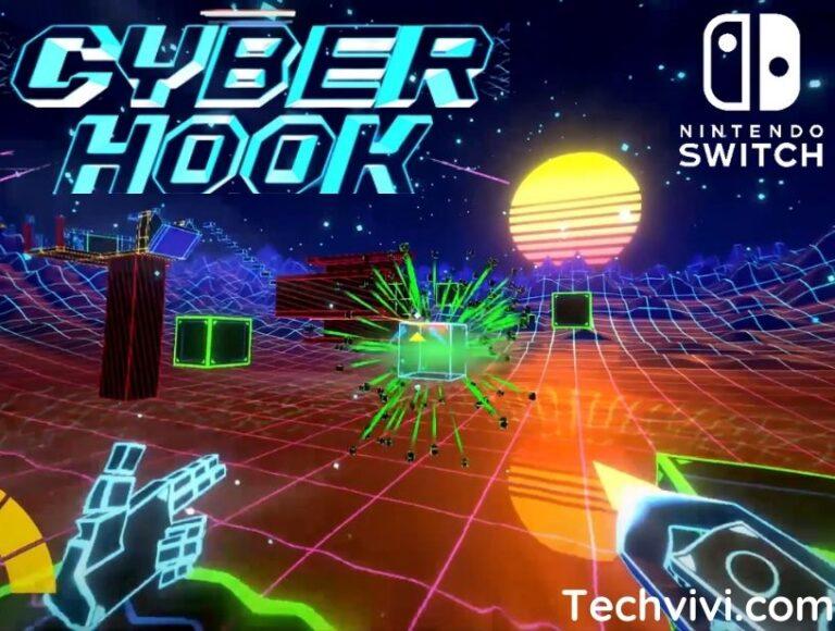 Cyber Hook Swings Onto Nintendo Switch Very Soon