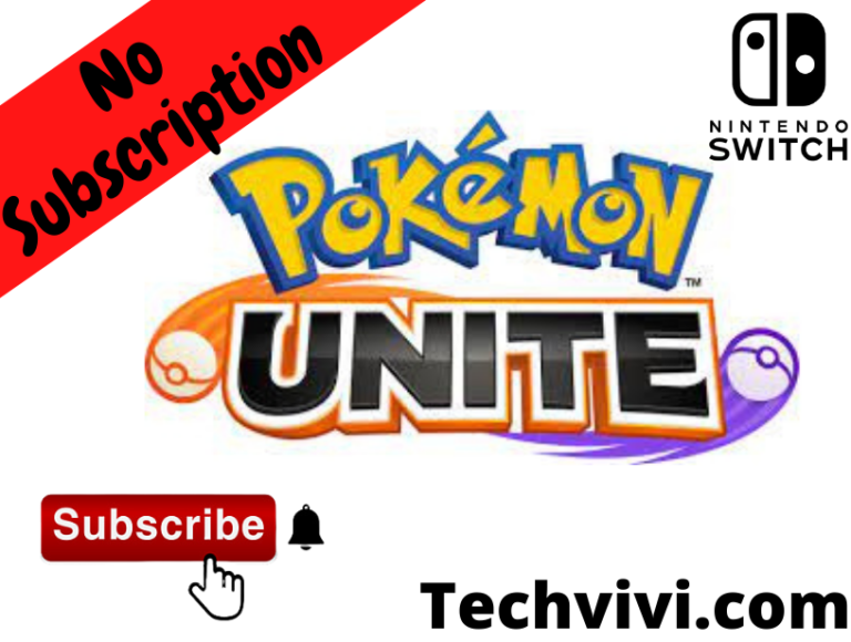 Pokemon Unite does not require an active Nintendo Switch console Online subscription