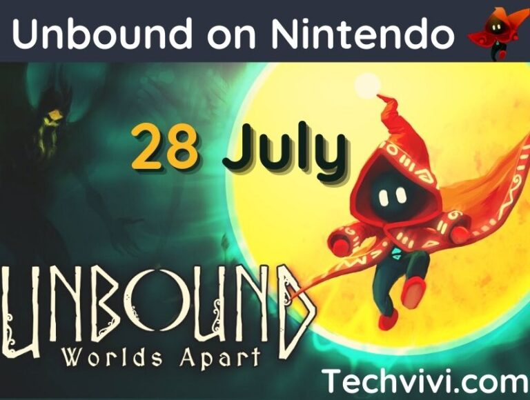Unbound- Worlds Apart, a magical Metroidvania, arrives on Switch on July 28th