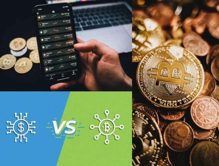 Digital Currency VS Cryptocurrency – A Brief Guide for Beginners