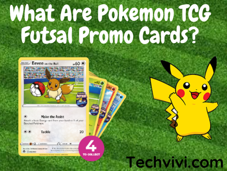 What Are The Pokemon TCG Futsal Promo Cards?