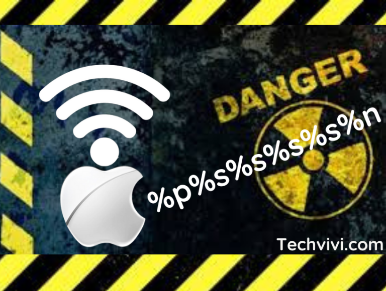 Don't connect iPhone WiFi network (%p%s%s%s%s%n)