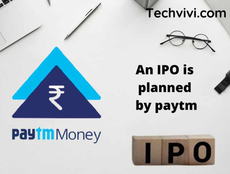 An IPO of $2.2 billion is planned by Paytm