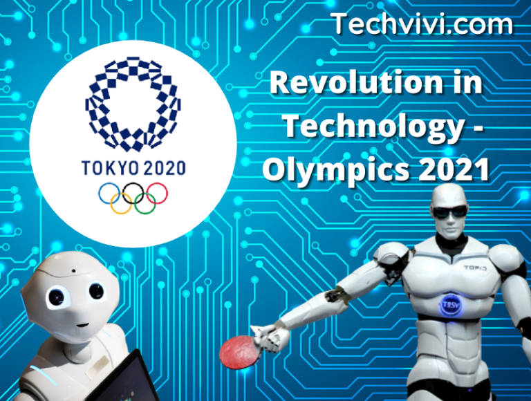 Technology in Tokyo Olympics 2021- A revolution