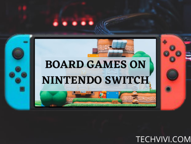 Top 10 board games on Nintendo Switch