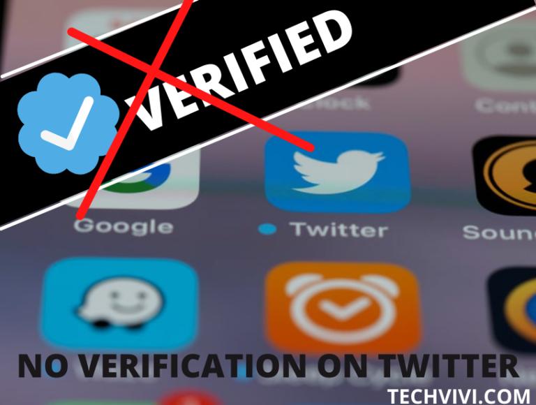 Twitter Verification app stops again