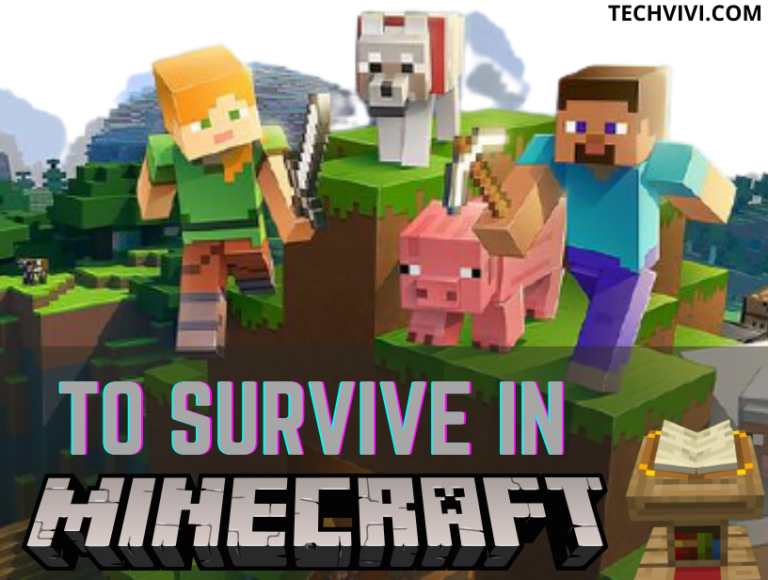 How to survive in the infamous Minecraft 2b2t server