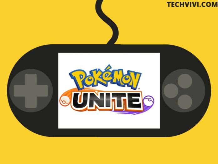 Pokemon Unite - Techvivi.com