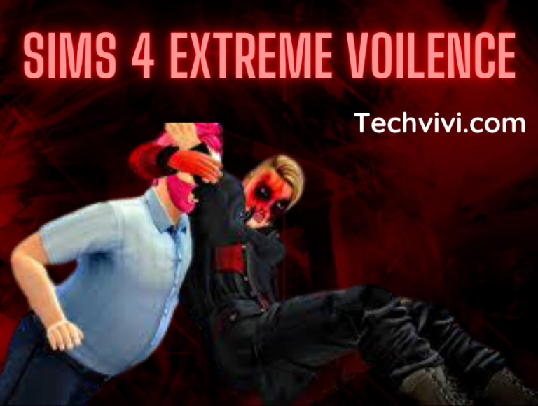 How to Download Extreme Violence Mod Sims 4?
