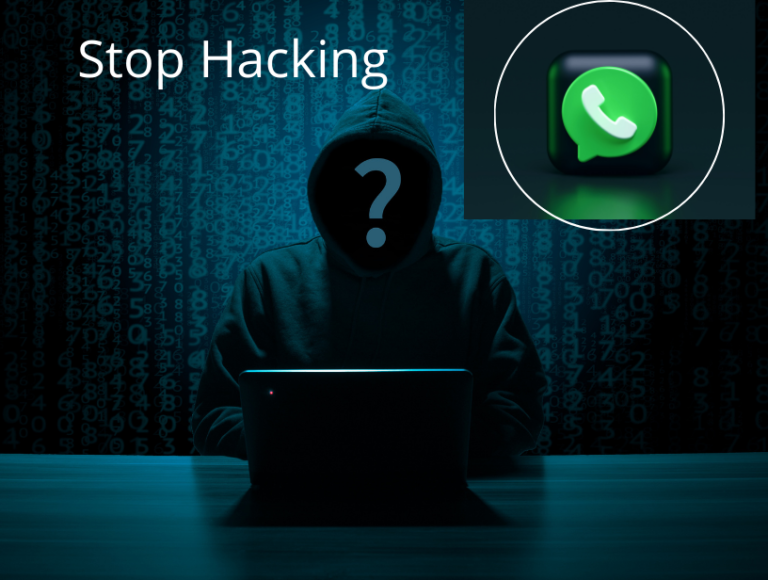 How to Stop hackers from reading your WhatsApp messages?