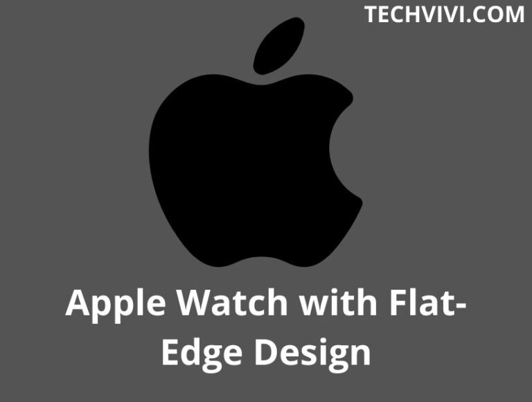 Apple Watch with flat-edge design may debut next year