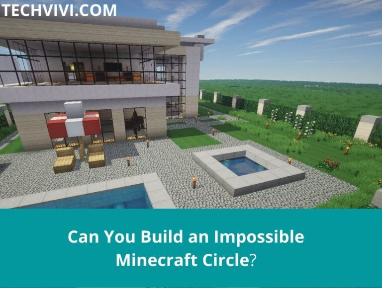 No Minecraft Skins now its time for Minecraft Circle
