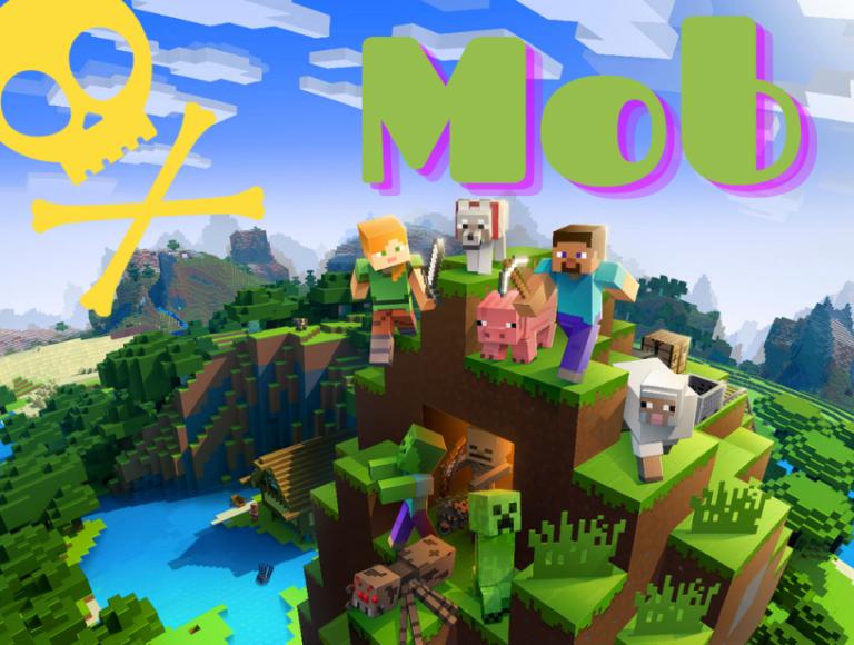 Top 5 most Dangerous Mobs in Minecraft