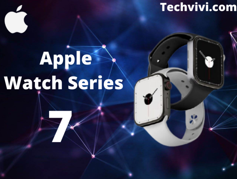 Apple Watch Series 7 production issues