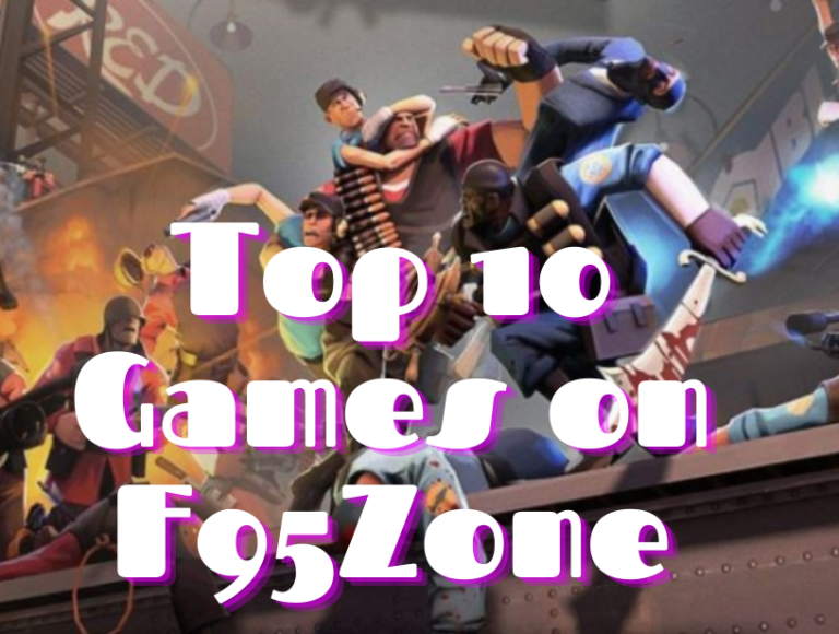 F95Zone: Top 10 Games on F95Zone Communities